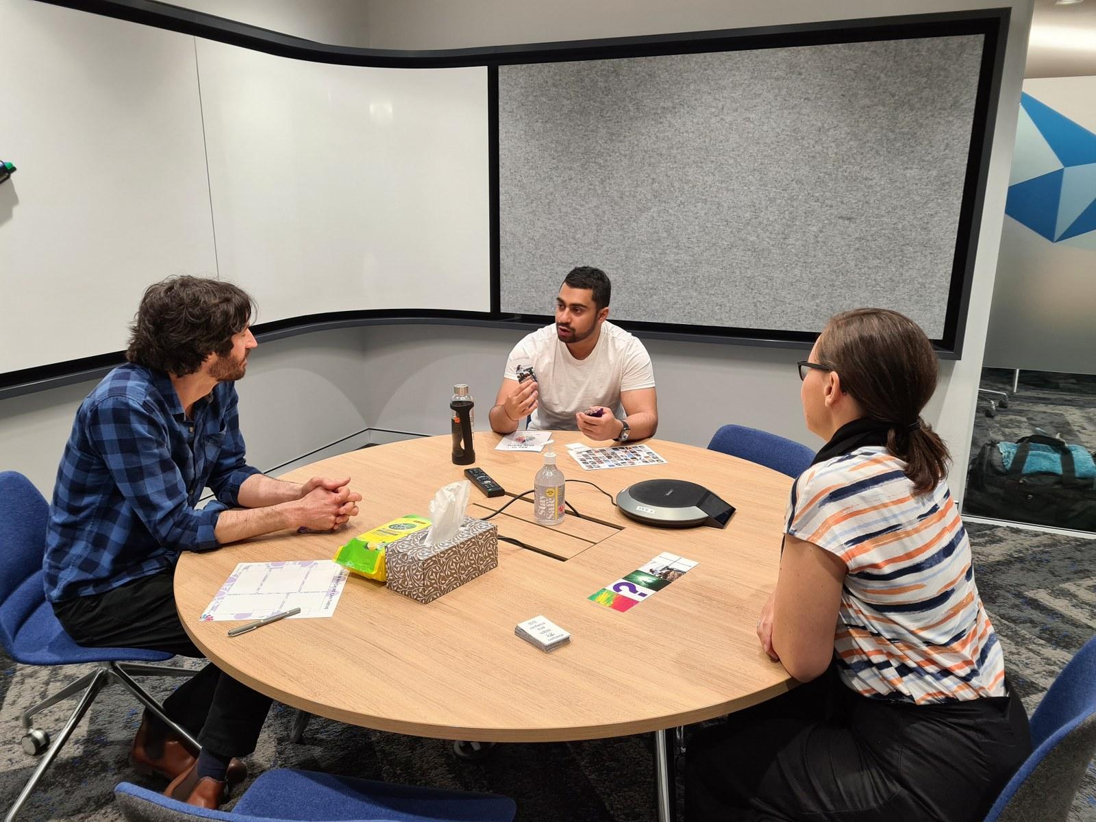 Collaborizza small group work