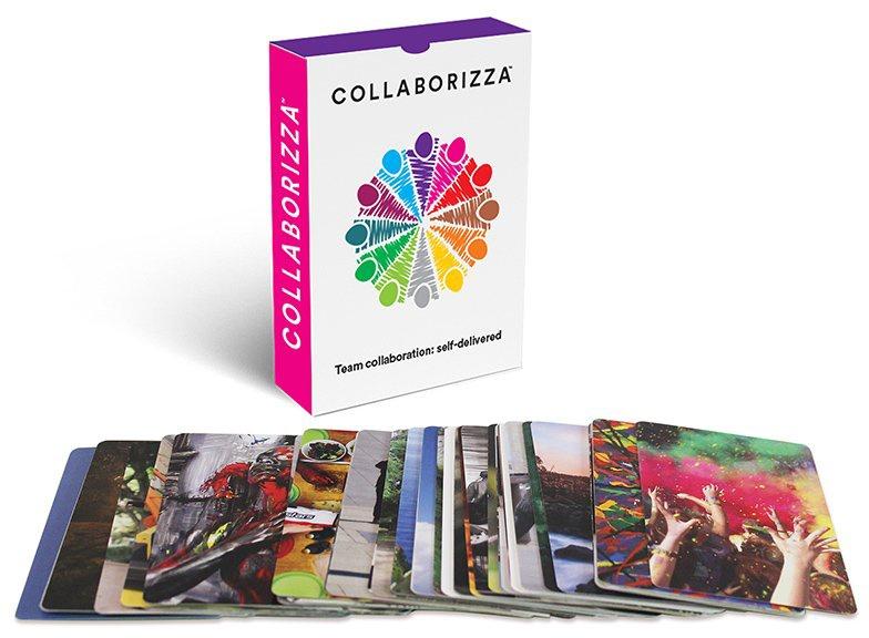 Collaborizza Cards